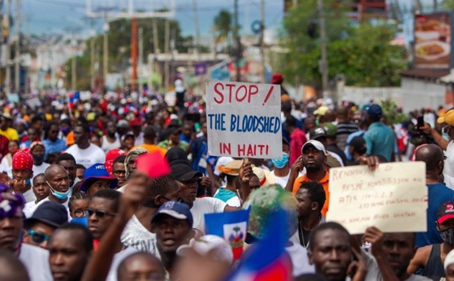 Νέες διαδηλώσεις στην Αϊτή - Καταγγέλλουν την κυβέρνηση για προσπάθεια επιβολής δικτατορίας