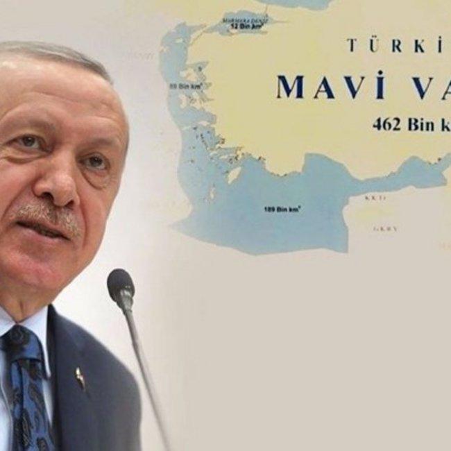 Tα νεο-οθωμανικά οράματα του Ερντογάν με αντικατάσταση ελληνικών τοπωνυμίων