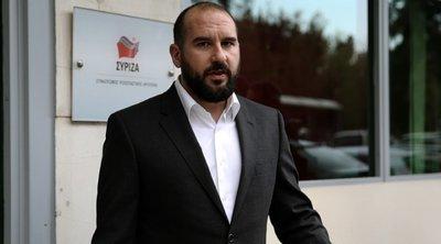 Τζανακόπουλος για Κουφοντίνα: Η ΝΔ βάζει στο πολιτικό ζύγι την ανθρώπινη ζωή