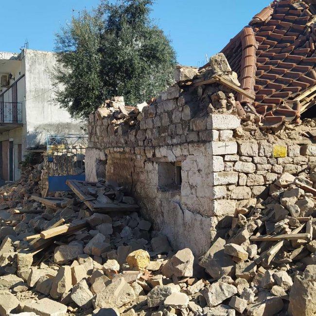 Στα 6,3 Ρίχτερ ο σεισμός στην Ελασσόνα λέει νέα εκτίμηση - Ζημιές σε σπίτια, πανικός σε κατοίκους