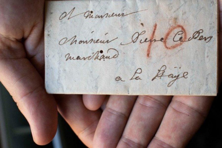 Διαβάστηκε για πρώτη φορά σφραγισμένο γράμμα τριών αιώνων χωρίς να ανοιχτεί - Χάρη σε ψηφιακό «ξεδίπλωμα» - ΒΙΝΤΕΟ