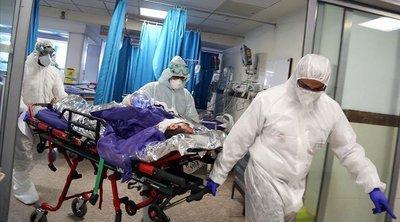 Τσεχία-κορωνοϊός: Πάνω από 6.000 κρούσματα, για πρώτη φορά από τον Απρίλιο – 18 θάνατοι σε 24 ώρες