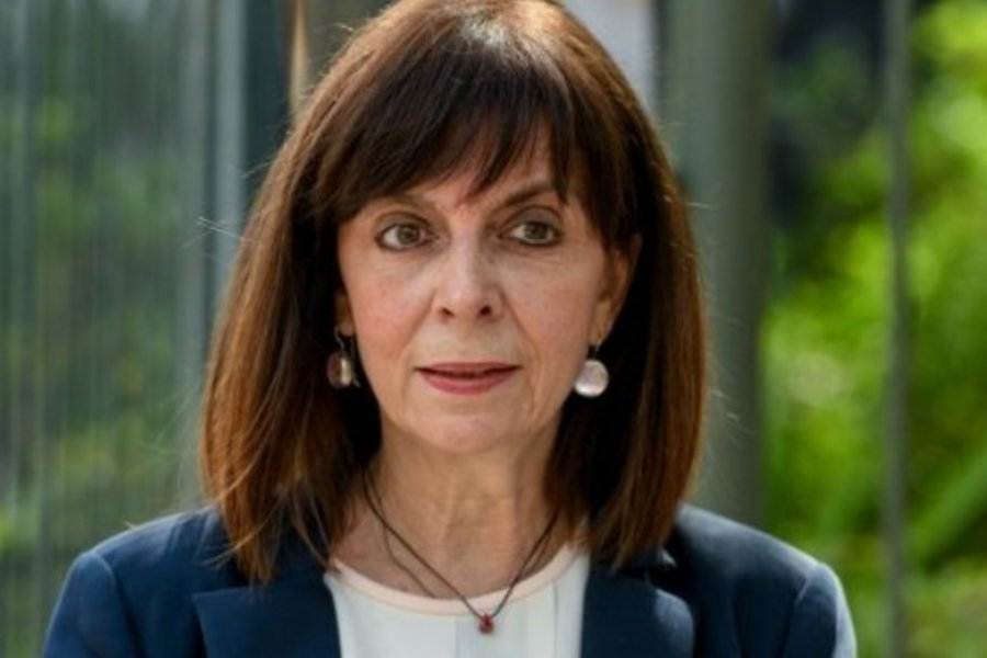 Σακελλαροπούλου στο Ευρωκοινοβούλιο για τον ρόλο των γυναικών:  Η πανδημία όξυνε τις διακρίσεις