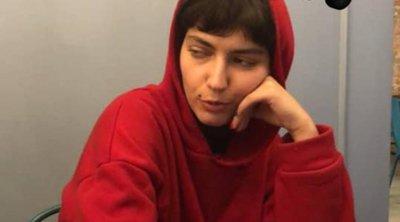 Ρωσία: Συνελήφθη στην Αγία Πετρούπολη η ακτιβίστρια και ζωγράφος Κατρίν Νενάσεβα