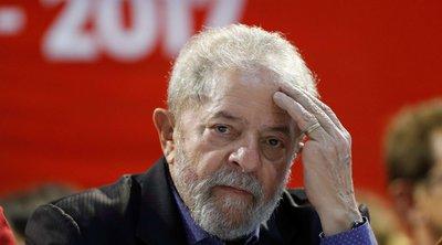 Βραζιλία: Δικαστής ακύρωσε την ποινική καταδίκη του πρώην προέδρου Λούλα, αποκαθιστώντας τα πολιτικά του δικαίωματα