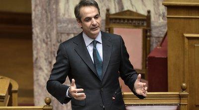 Παρέμβαση του πρωθυπουργού στη Βουλή για τη Μέρα της Γυναίκας με αναφορές στο ελληνικό #metoo