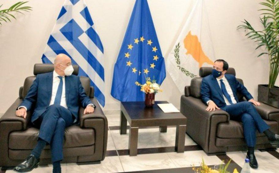 Χριστοδουλίδης: Απόλυτη συντονισμός Κύπρου-Ελλάδας, έτσι ώστε η Άτυπη Διάσκεψη για το Κυπριακό να φέρει θετικά αποτελέσματα
