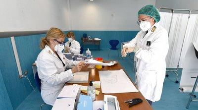 Ιταλία: Το 60% των Ιταλών έχει εμβολιαστεί κατά του κορωνοϊού