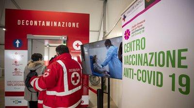 Ιταλία: Ειδικά κέντρα εμβολιασμού θα στηθούν στην Ρώμη για τους νέους, πριν πάνε διακοπές