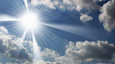 Επιστρέφει η Ανοιξη από τη Δευτέρα - Ανεβαίνει η θερμοκρασία σε κανονικά για την εποχή επίπεδα
