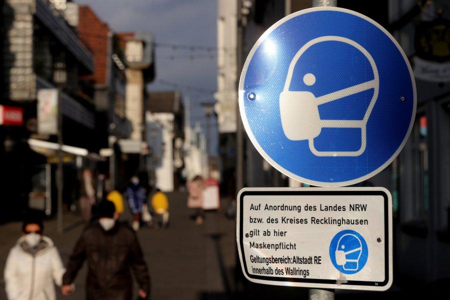 Γερμανία-κορωνοϊός: Να δράσουμε τώρα για να σώσουμε ζωές προειδοποιεί ο επικεφαλής του «Ρόμπερτ Κοχ» - Αμεση λήψη μέτρων ζητεί ο υπ. Υγείας