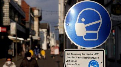 Γερμανία-κορωνοϊός: Θα λήξουν σύντομα οι περιορισμοί της ελευθερίας εκτιμά η υπουργός Δικαιοσύνης