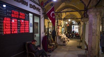 Τουρκία: Βουτιά της λίρας σε νέο ιστορικά χαμηλό επίπεδο