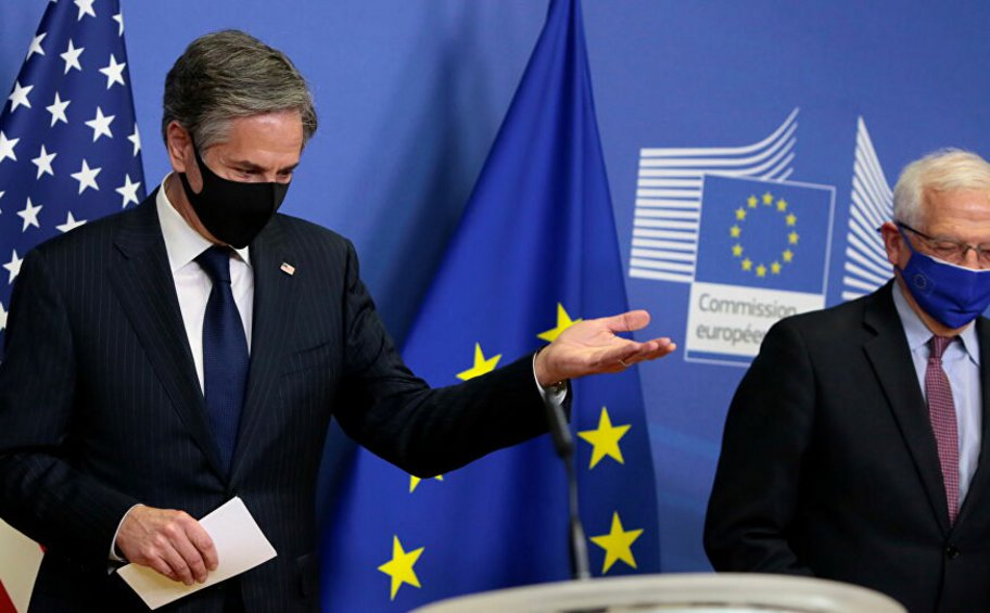 Nέα Υόρκη: Συνάντηση Μπορέλ-Μπλίνκεν - «Ισχυρή συμμαχία» μεταξύ ΗΠΑ και ΕΕ