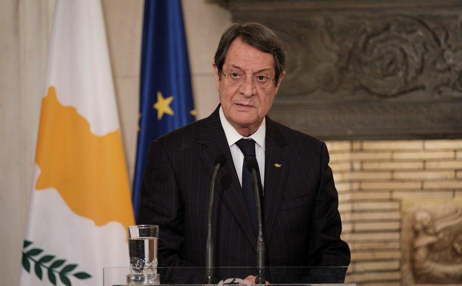 Κύπρος: Ν. Αναστασιάδης: «Δεν τίθεται θέμα να δεχτώ προαπαιτούμενα για να πάω σε συνομιλίες - Κόκκινη γραμμή οι παράμετροι του ΟΗΕ»