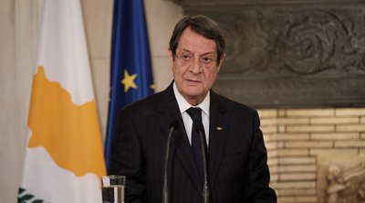 Αναστασιάδης: Προσήλωση στα σχετικά ψηφίσματα των ΗΕ για λύση διζωνικής δικοινοτικής ομοσπονδίας στο Κυπριακό