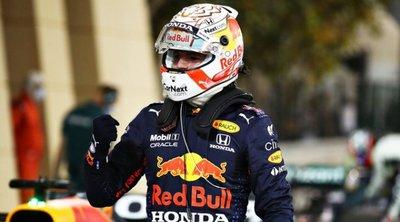 Ο Φερστάπεν στην pole position