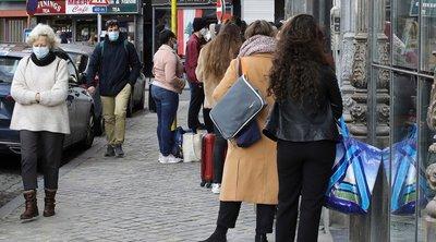 Βέλγιο-κορωνοϊός: Αύξηση των κρουσμάτων κατά 76% σε μία εβδομάδα