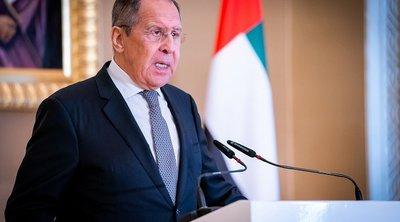 Λαβρόφ: Το Μάλι προσέγγισε «ρωσικές ιδιωτικές εταιρίες» για την ασφάλειά του - Η Μόσχα δεν εμπλέκεται