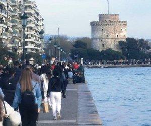 Λύματα: Σταθεροποίηση ιικού φορτίου στην Αττική, αύξηση στη Θεσσαλονίκη, «έκρηξη» στα Χανιά