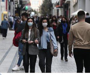 Στα 1.605 νέα κρούσματα σήμερα:«Φλέγονται» Αττική, Θεσσαλονίκη και Κρήτη - 176 οι διασωληνωμένοι