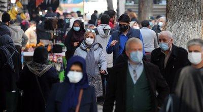 Ιράν: Πάνω από 32.500 κρούσματα κορωνοϊού και 366 θάνατοι