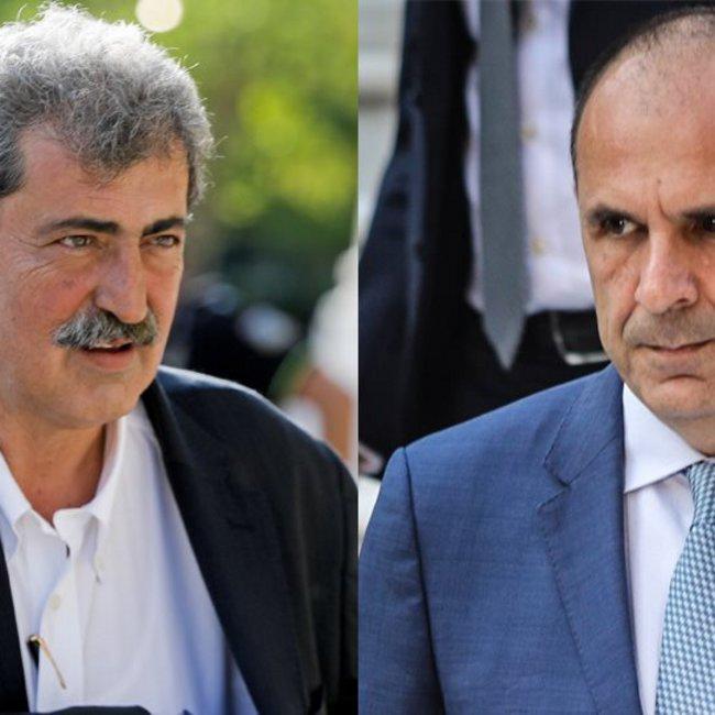 Βουλή: Σφοδρή αντιπαράθεση Γεραπετρίτη με Πολάκη - Δείτε τους διαλόγους