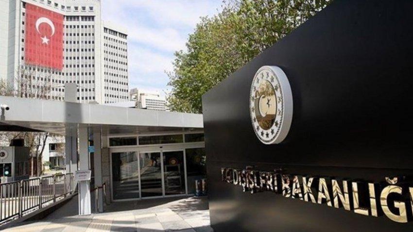 Το τουρκικό ΥΠΕΞ κάλεσε τον πρεσβευτή της Ιταλίας για εξηγήσεις μετά τις δηλώσεις Ντράγκι