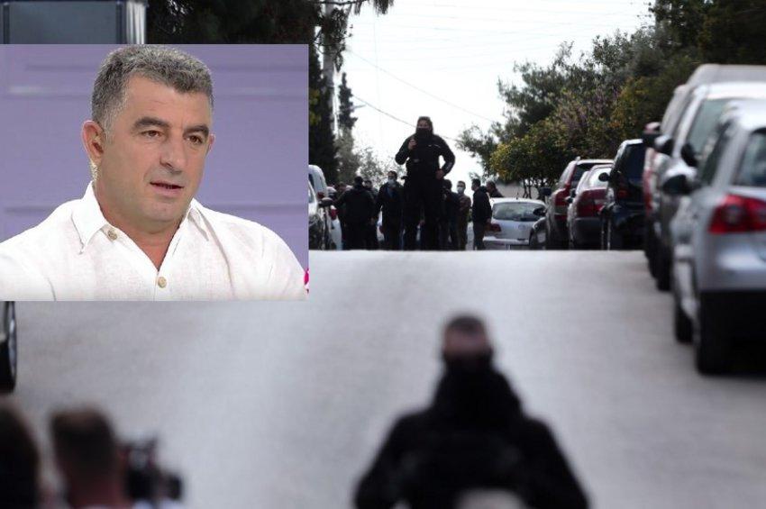 Με εννιάρι πιστόλι εκτέλεσαν τον Γιώργο Καραϊβάζ - Πώς έστησαν την ενέδρα θανάτου οι εκτελεστές
