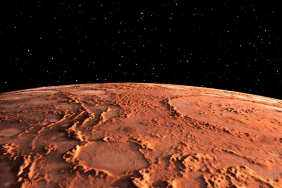 Πώς να επισκεφτείτε τον Αρη ενώ βρίσκεστε στη Γη