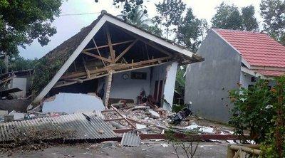 Ινδονησία: Επιχείρησης ταχείας διάσωσης και παροχής βοήθειας στη νήσο Ιάβα μετά τα 5,9 Ρίχτερ