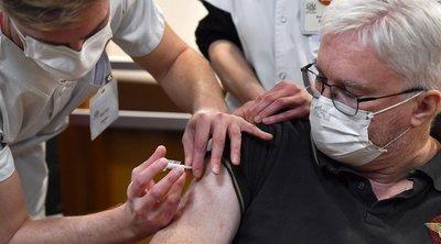 Υπ. Υγείας Γαλλίας: Ανοιχτός από τη Δευτέρα ο εμβολιασμός σε όλους όσοι είναι άνω των 55 ετών