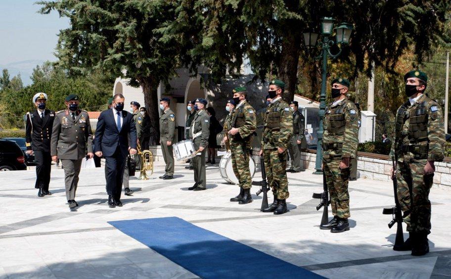 Ιάκωβος Τσούνης: Με στρατιωτικές τιμές η κηδεία του υποστρατήγου Επί Τιμή