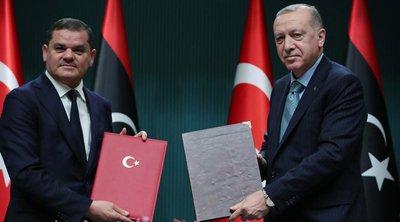 «Ραγίζει» το τουρκολιβυκό σύμφωνο - Ο Ντμπεϊμπά θέλει «διάλογο» ανάμεσα σε όλα τα ενδιαφερόμενα μέρη