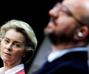 Εξηγήσεις Μισέλ για το Sofagate στη Διάσκεψη των Προέδρων του Ευρωπαϊκού Κοινοβουλίου