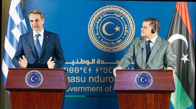 Τα επόμενα βήματα μετά την επίσκεψη Μητσοτάκη στη Λιβύη