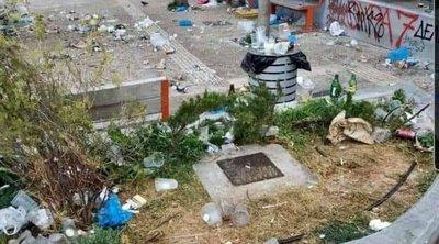 Μπακογιάννης: Το καθαρό περιβάλλον είναι δικαίωμα της πλατείας – Ο Δήμος Αθηναίων καθάρισε και απολύμανε την πλατεία Βαρνάβα