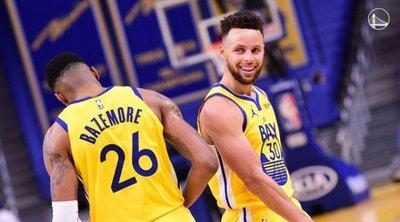 NBA: Κορυφαίος σκόρερ στην ιστορία του Γκόλντεν Στέιτ ο Κάρι, μεγάλες νίκες για Ουίζαρντς και Πέλικανς - ΒΙΝΤΕΟ
