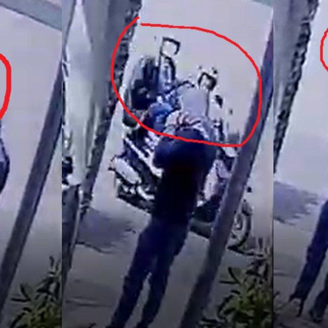 Αποκάλυψη: Οι αναλυτές της ΕΛ.ΑΣ. «ψάχνουν» τη γυναίκα που... κοιτούσε την κάμερα!