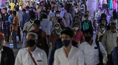Ινδία-κορωνοϊός: Σχεδόν 162.000 κρούσματα, 879 θάνατοι σε 24 ώρες