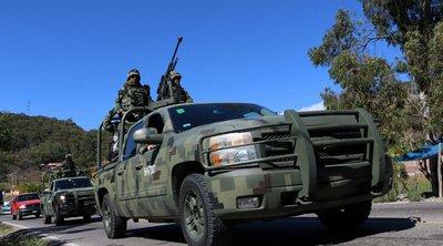 Μεξικό: Συνελήφθησαν 30 στρατιωτικοί στο πλαίσιο έρευνας για εξαφανίσεις ανθρώπων το 2014