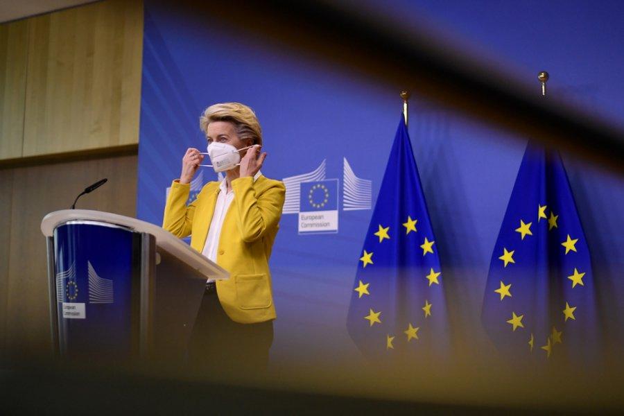 Φον Ντερ Λάιεν: Νέα συμφωνία ΕΕ με Pfizer για επίσπευση παράδοσης 50 εκατ. δόσεων εμβολίων