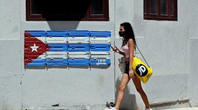 Κούβα-κορωνοϊός: Ρεκόρ 2.055 κρουσμάτων, 13 θάνατοι σε 24 ώρες