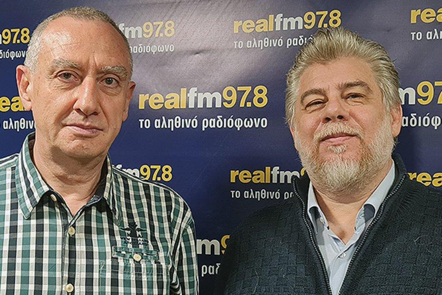 Ο Στ. Δρακουλαράκος στην εκπομπή των Γ. Χουδαλάκη – Γ. Μιχελάκη (15/4/2021)