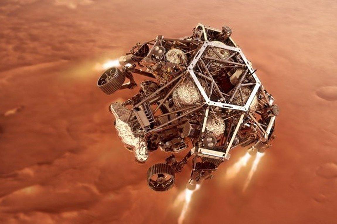 NASA: Το ρόβερ Perseverance παρήγαγε για πρώτη φορά οξυγόνο στον Άρη |  ενότητες, planet | Real.gr