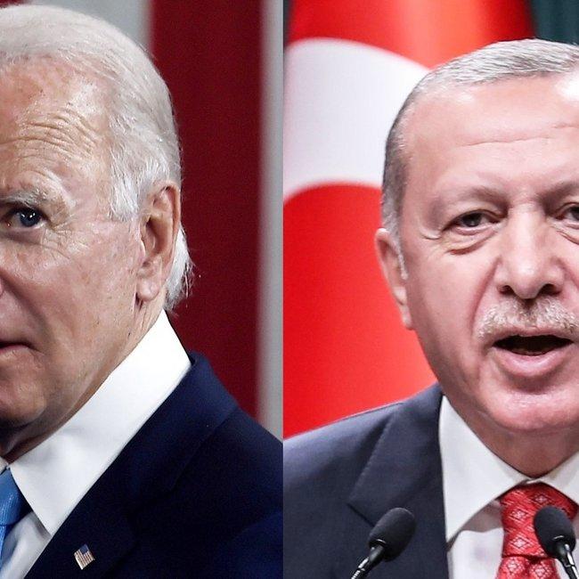 Μπάϊντεν σε Ερντογάν: Θα αναγνωρίσω την γενοκτονία των Αρμενίων - Βαρύ το κλίμα στην Τουρκία