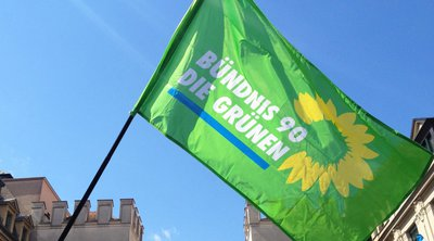 Γερμανία-εκλογές: Πρώτοι οι Πράσινοι με ελάχιστη διαφορά από Χριστιανοδημοκράτες - Χριστιανοκοινωνιστές