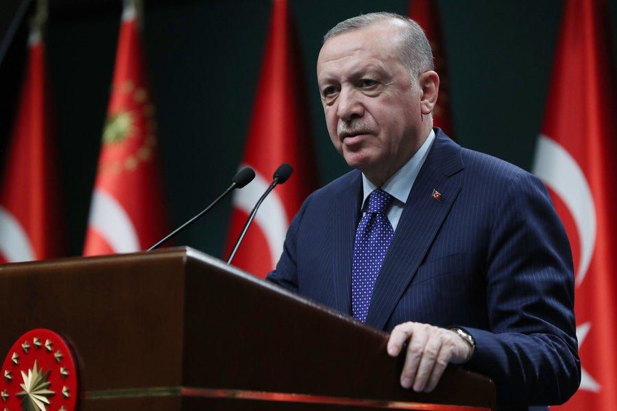 Ερντογάν: Η Άγκυρα θα πάρει πίσω τα χρήματα που έχει πληρώσει στην Ουάσινγκτον για τα F-35