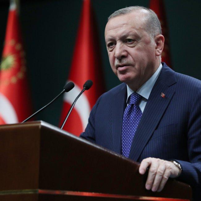 Ερντογάν: «Ο κόσμος είναι μεγαλύτερος από τους 5»