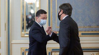 Ουκρανία: Η ρωσική στρατιωτική απειλή εξακολουθεί να υφίσταται